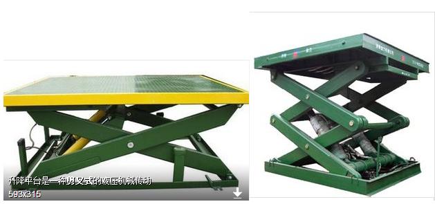 新型小型升降机的结构和性能分析