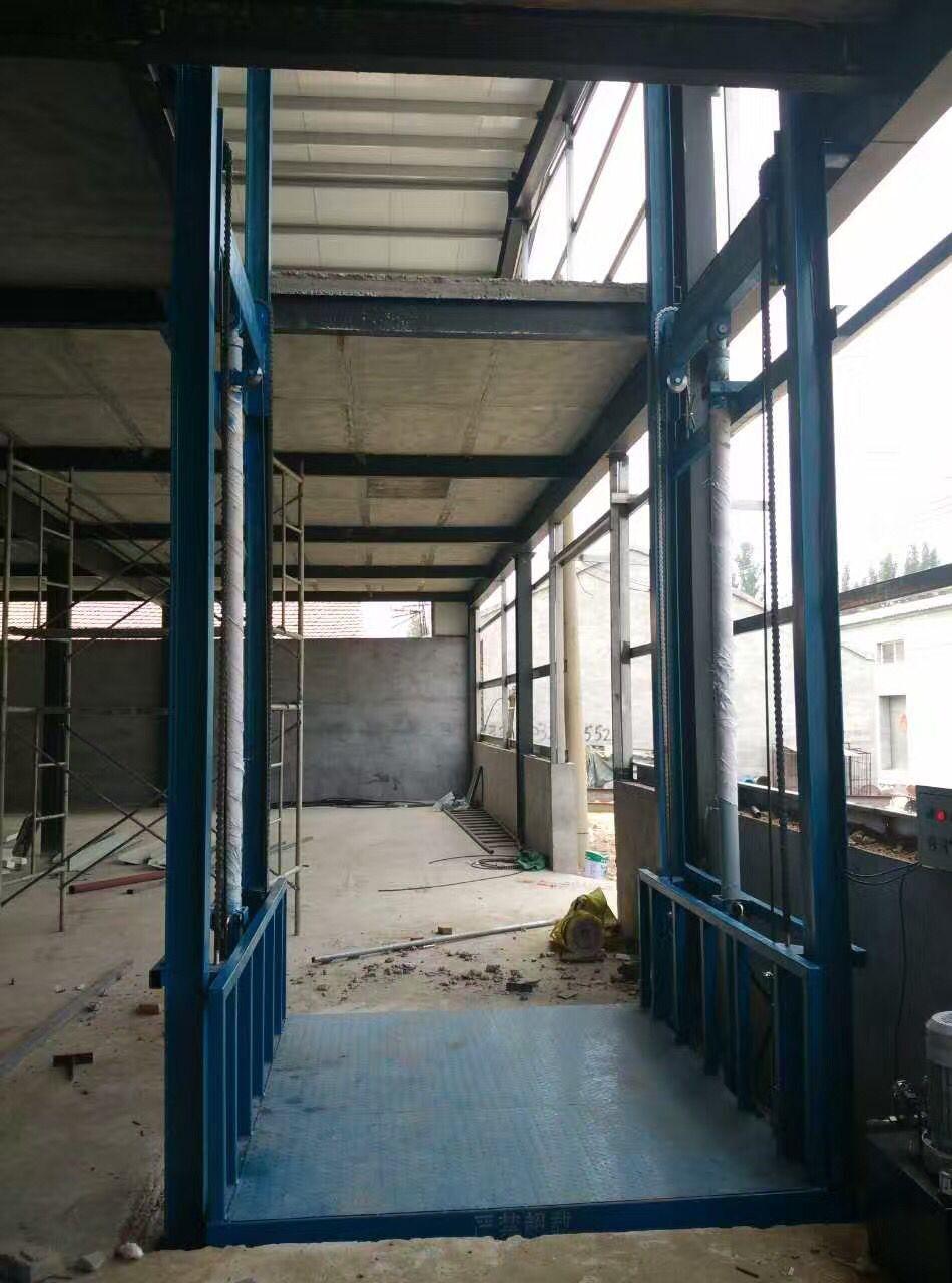 升降货梯-液压货梯-厂房货梯图片