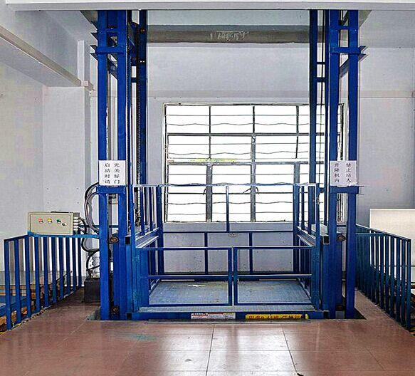 定制货梯 导轨式电动i龙8娱乐pt客户端龙8国际最新网址货梯
