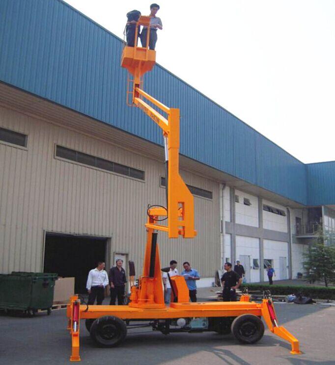 12米14米曲臂式龙8国际娱乐游戏厂价直销